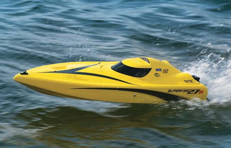Aquacraft Supervee Radio Controlled Boat