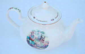 Anne of Green Gables 'Avonlea Traditions' Collector's Teapot