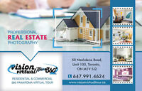 Real Estate 360 Photography & One Stop Real Estate Marketing!! W