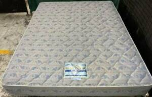 Excellent Back Care firm queen size mattress only for sale #5