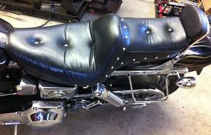 Harley Davidson Seat & Backrest '95 Dyne Wide Glide FX FXDWG