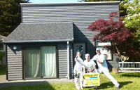 Paint for $15-22/hour in the Saanich Peninsula