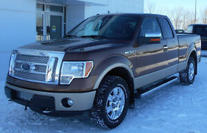2012 Ford F-150 Lariat Pickup Truck, Sask. Tax Paid