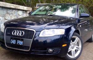 2008 Audi A4 2lt turbo Sedan