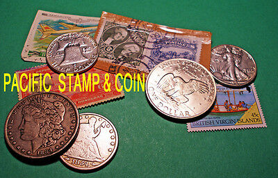 Pacific Stamp and Coin