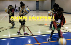 CHAMPS BASKETBALL Program - LOOKING FOR COACHES & VOLUNTEERS West Island Greater Montréal image 1