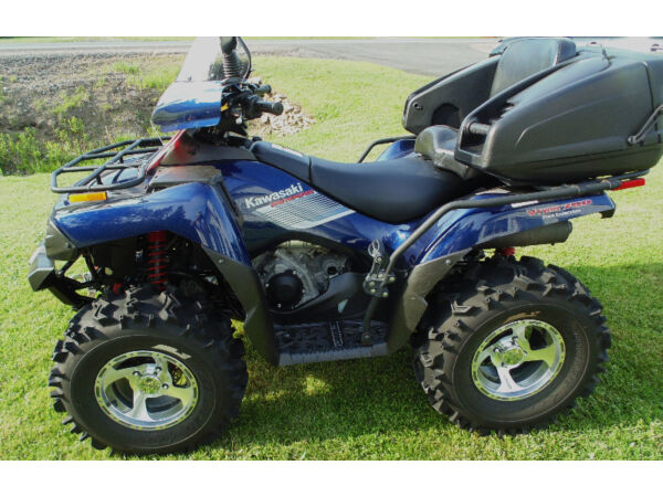 Used 2008 Kawasaki KAWASAKI BRUTE FORCE 750 cc SPECIAL EDITION