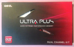 DDR3 EXTREME PERFORMANCE  RAM DUAL CHANNEL KIT PC3-17600 2200MHz