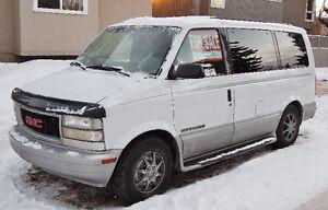 1999 GMC Safari Minivan, Van, Work Van