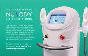 Start your Laser Beauty Biz – Free Demo/Delivery/Training/Cert