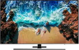 Samsung 50 55 43 inch 8 series high spec model smart tv