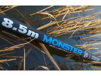 [FISHING] PRESTON MONSTER POLE
