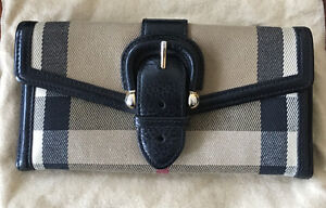 Authentic Burberry Wallet.