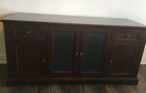 Media console or sideboard - Great in a family or dining room