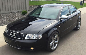 2004 Audi S4 -Beautiful Car, Awesome Handling and Power