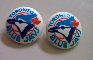 Toronto Blue Jays Inspired Earrings Studs