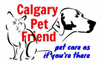 Pet sitting all Calgary, cat & small dog boarding in Bridgeland