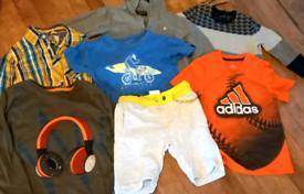 Young boys designer clothes bundle 5/6yrs