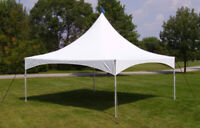 TENT RENTALS! TABLES & CHAIR RENTALS! EARLY BIRD SPECIAL!