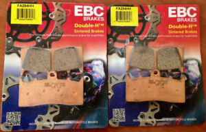 EBC FA294HH Double-H Sintered Front Brake Pads for BMW (2 Pairs)