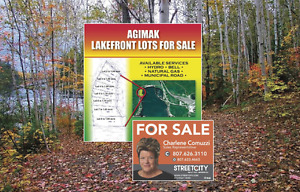 4- 1 ACRE+ BEACHFRONT PROPERTIES