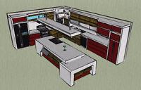 Service de réalisation d'image et de plan 3D