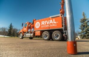 2017 Rival T7 Tandem Axle Weight Compliant Hydrovac