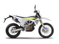 2017 HUSQVARNA 701 ENDURO | 0% FINANCE | 2.6% APR ON PCP | NEW ENGINE | 74HP