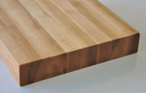Butcher Blocks / Wood Countertops / Restaurant Tops