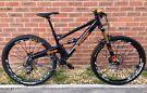 Orange Five custom built mountain bike 2016, top spec must see