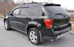 2006 Pontiac Torrent 066,679kms, Leather Loaded