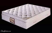 clearance:memory form pillow top queen mattress $295 only Campsie Canterbury Area Preview