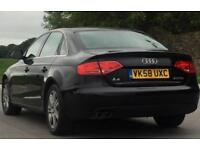 2008 AUDI A4 2.0 TDI SALOON+FULL AUDI HISTORY+1 OWNER+TOP SPEC