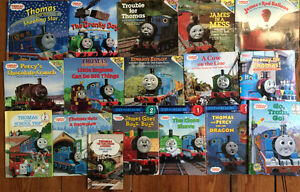 THOMAS THE TANK ENGINE Books $2 each or all 17 for $25