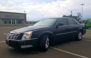 Cadillac DTS 2011( safety +certified)