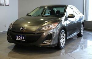 2011 Mazda Mazda3 Air Conditioning-Automatic on/off headlights-F