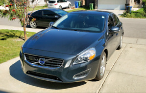**LOW KM** 2013 Volvo S60 T5 Fully Loaded