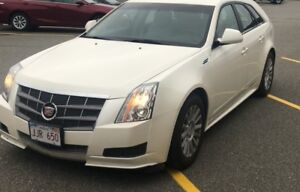 2010 Cadillac CTS Wagon 5dr Wgn 3.0L AWD, no accidents