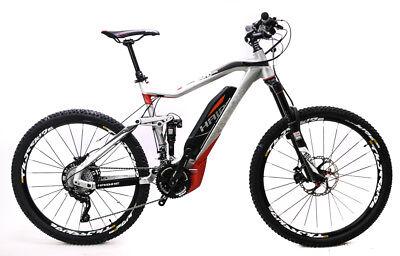"HaiBike All MTN Pro Sduro 52cm 20"" 27.5"" Electric E-Bike Yamaha Shimano 10 NEW"