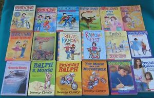 Ramona Quimby et all   Beverly Cleary Book Collection