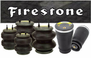Get a smooth ride! Firestone airbags ONLY $750 installed!