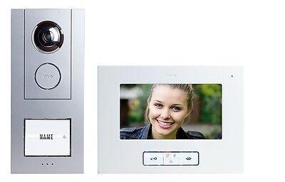 VD6710 Vistus Video Türsprechanlage M-E, 1 Fam. Haus Set, erweiterbar!, VD 6710