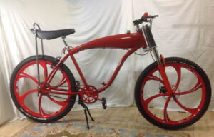 In - Frame Gas Tank Roller Bikes & Parts