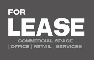 Prime commercial space downtown Swift Current