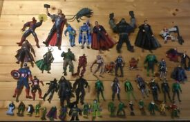 Super hero/movie figures