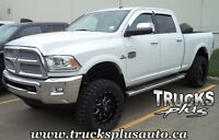 """Levelling kit, 20"""" rims, MT tires & alignment from $2400 Instld!"""