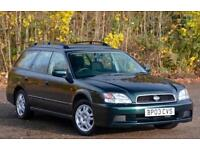 2003 Subaru Legacy 2.0 GL Sports Tourer 5dr