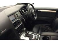 Audi Q7 3.0TDI ( 237bhp ) Tiptronic 2008MY quattro S Line FROM £72 PER WEEK!
