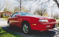 Classic Mint Condition 1994 LeBaron GTS Convertible