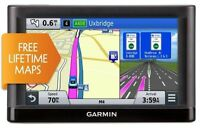 "Garmin Nüvi 56LM 5"" Portable GPS w/ Lifetime Maps Updates."